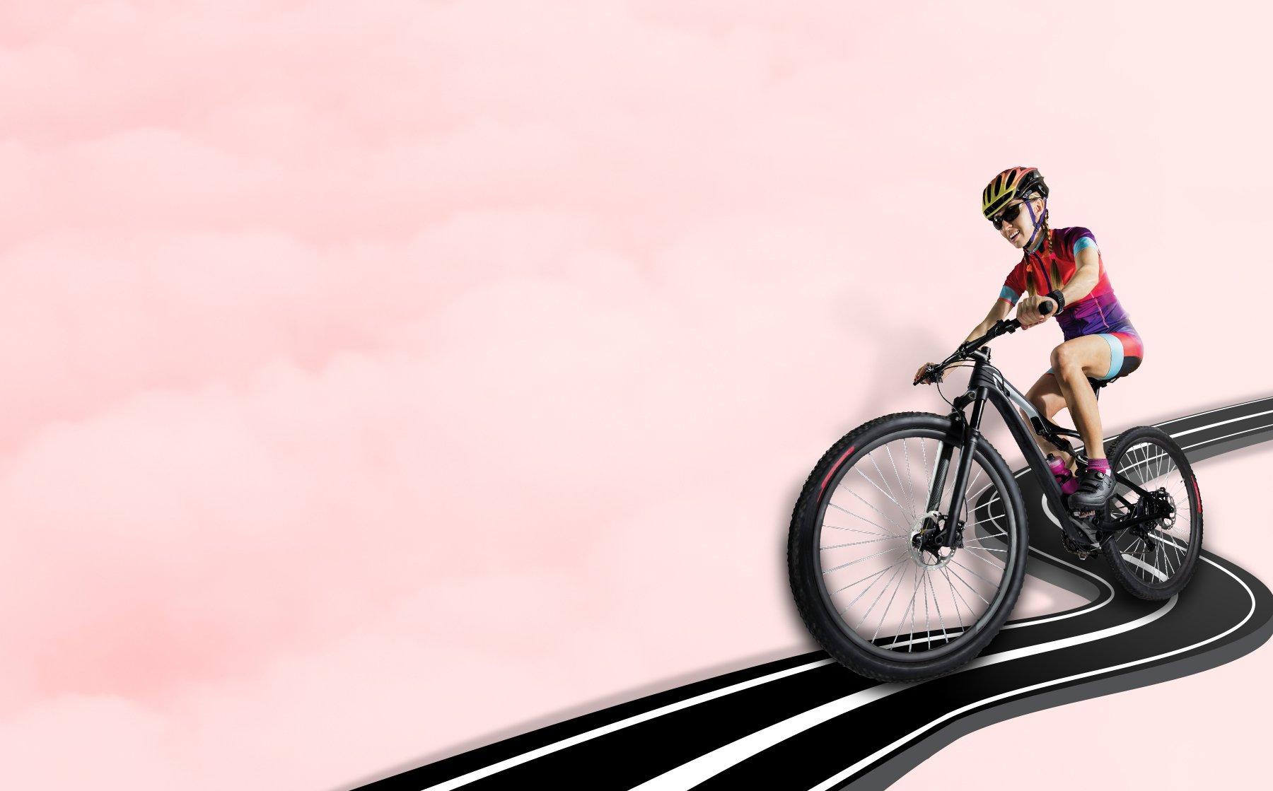 Pink Cyclothon